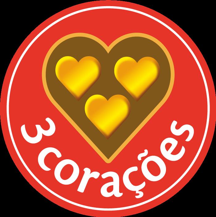 Logo - Café 3 Corações