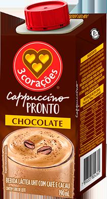 Cappuccino #Pronto Chocolate