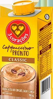 Cappuccino #Pronto Classic