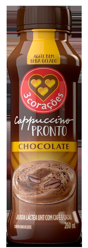 Pronto para Beber Chocolate