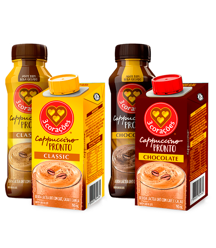 PRONTO / CLASSIC / CHOCOLATE