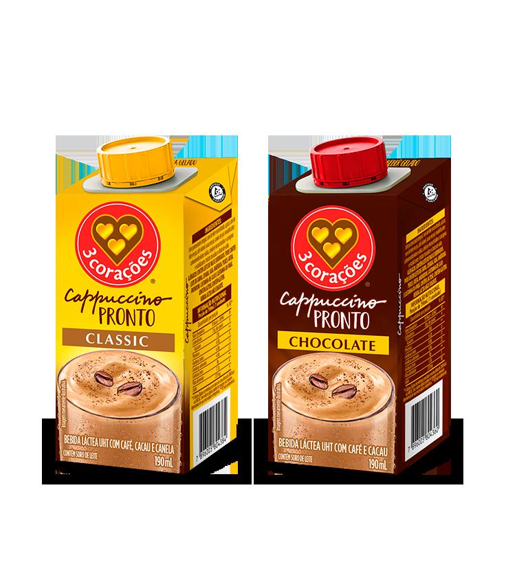 PRONTO / CLASSIC / CHOCOLATE / BALANCE